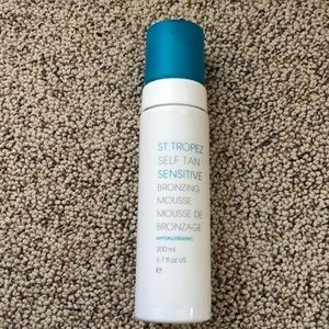 Self tan spray